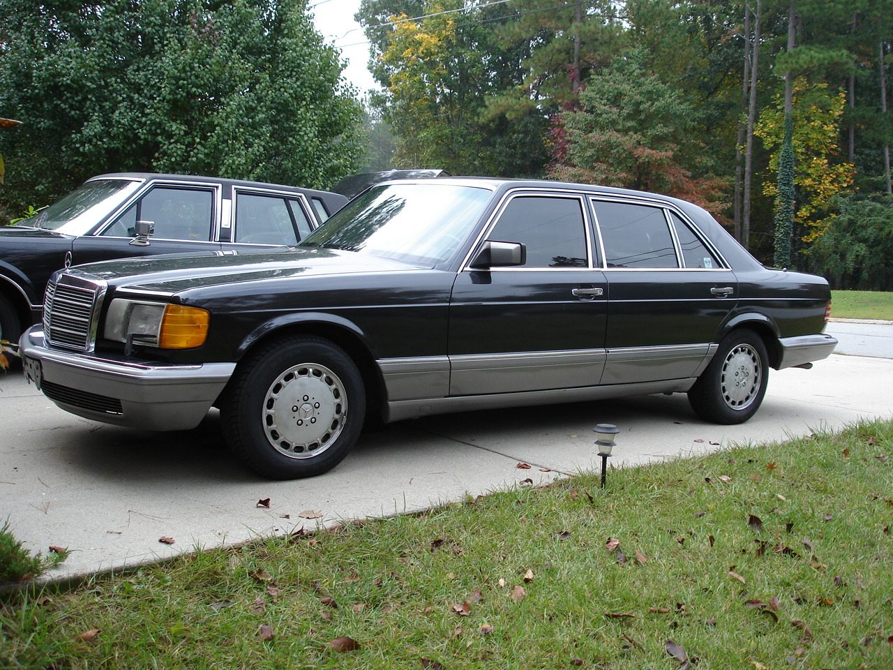 San Francisco Mercedes >> Replacement 420SEL/1987 - Mercedes-Benz Forum