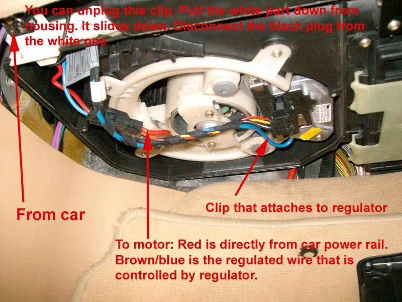 blower motor regulator fix make your own mercedes benz forum blower motor regulator fix make your own blower motor exposed