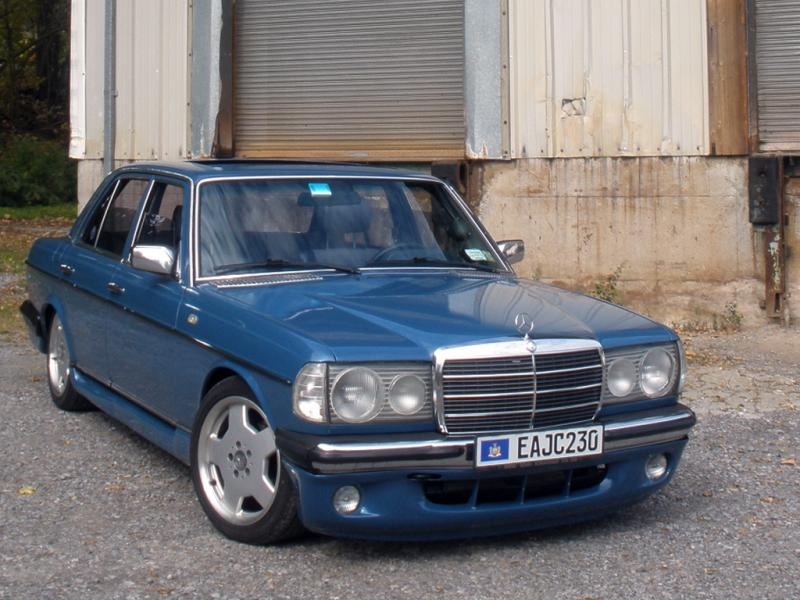 Blue Fire Extinguisher >> FOR SALE - Mercedes-Benz 1980 300 Sport Sedan - Mercedes-Benz Forum