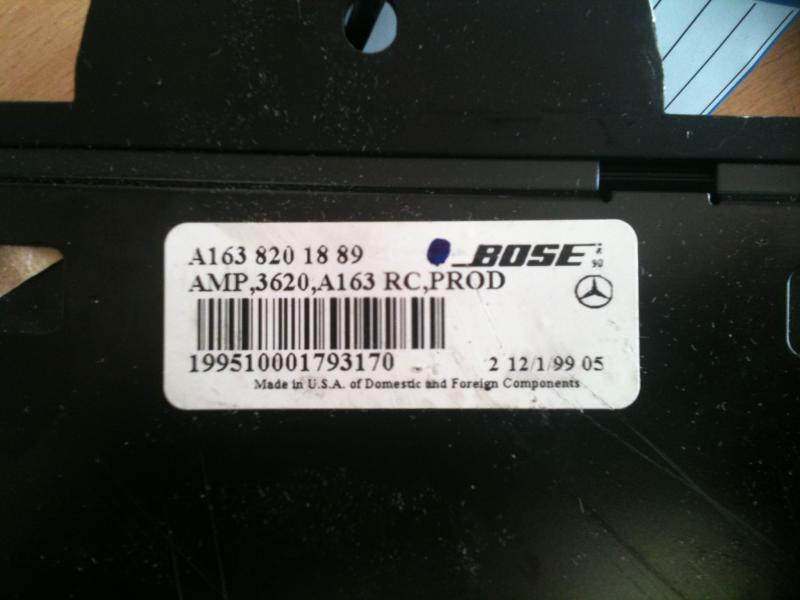 367864d1302070334 bose amp pinout needed bose verst rker alt2 bose amp pinout needed page 2 mercedes benz forum Bose Car Stereo Wiring Diagrams at alyssarenee.co
