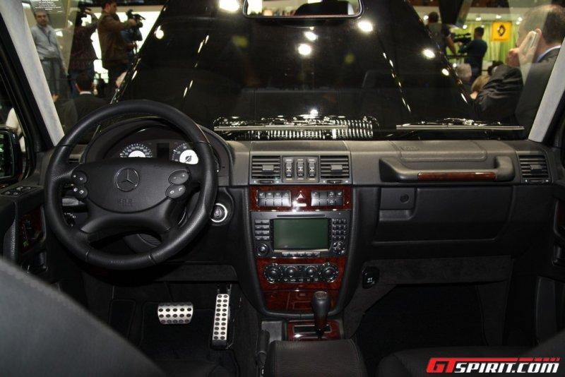 g class designo and amg interior pictures gallery brabus g class v12s - G Wagon Interior