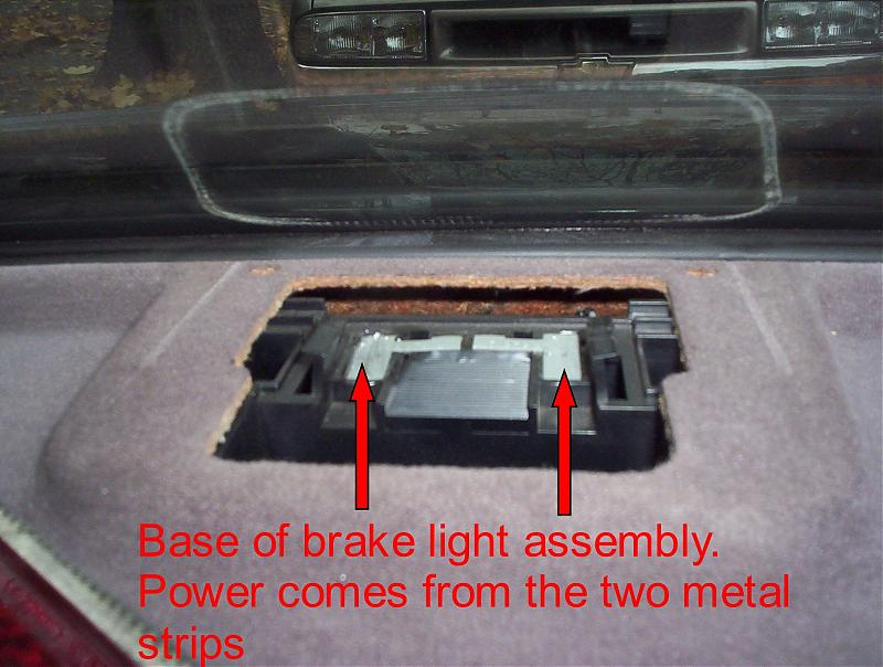 Mercedes E Class Parking Brake