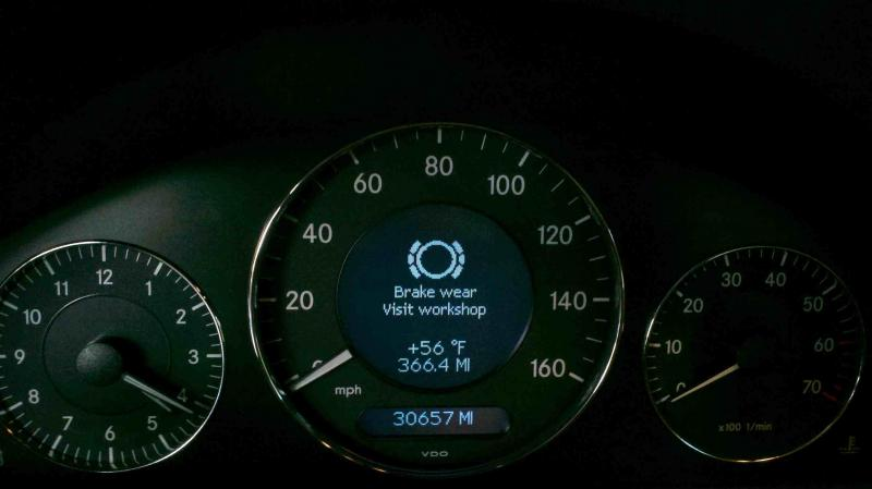 Mercedes Benz Seattle >> SBC hydraulic unit warranty about to expire, failure ...