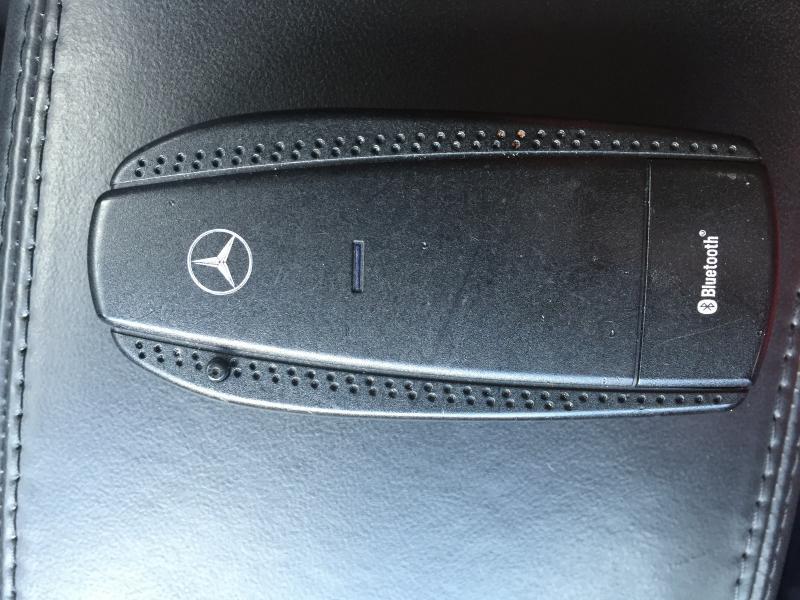 Bluetooth adapter - Mercedes-Benz Forum