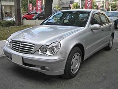 Mercedes-Benz C180 2001
