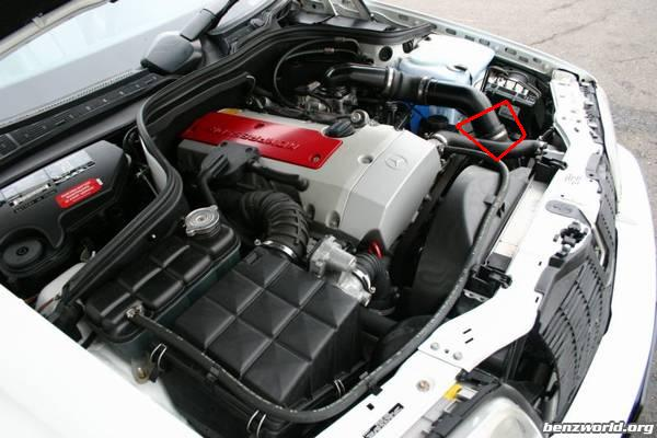 my 2000 c230 kompressor acting strange-c230-engine.jpg