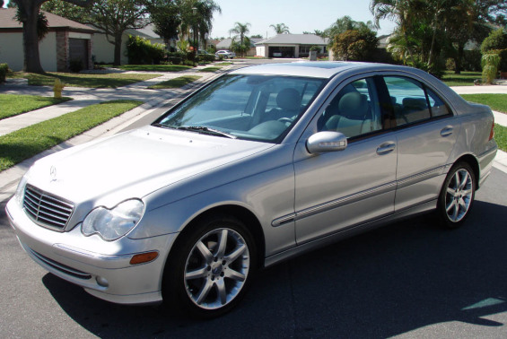 for sale 2003 mercedes benz c230 kompressor sport sedan mercedes benz forum. Black Bedroom Furniture Sets. Home Design Ideas