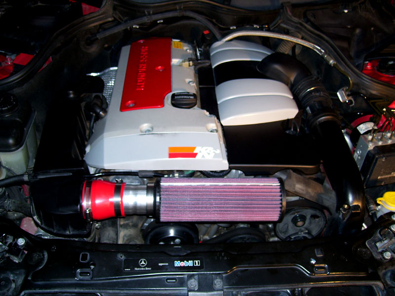 M111 Cold Air Intake Page 6 Mercedes Benz Forum