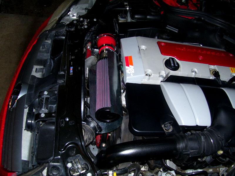 Custom Air Intake Help Mercedes Benz Forum