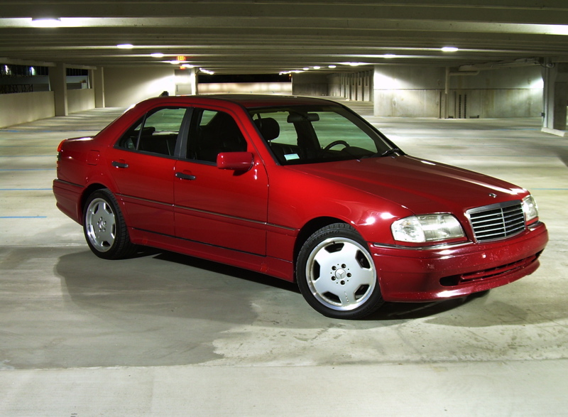 Fs 1995 C36 Amg Imperial Red Mercedes Benz Forum