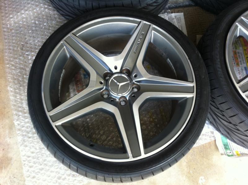 Oem Mercedes Wheels
