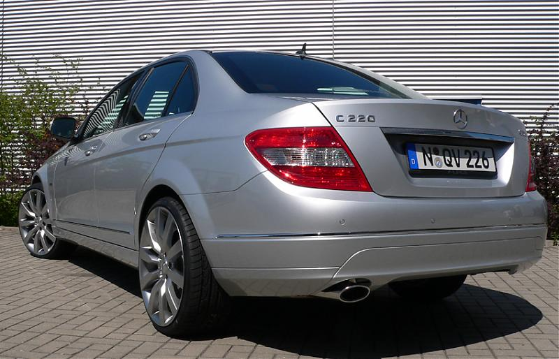 20 Inch Rims From Ebay For C300 What Do You Think Mercedes Benz Forum
