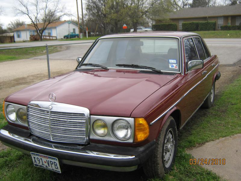 85 300d And 99 Cadillac Catera For Sale Or Trade Mercedes Benz Forum