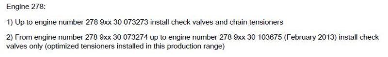E500/E550 m278 knocking - Page 3 - Mercedes-Benz Forum