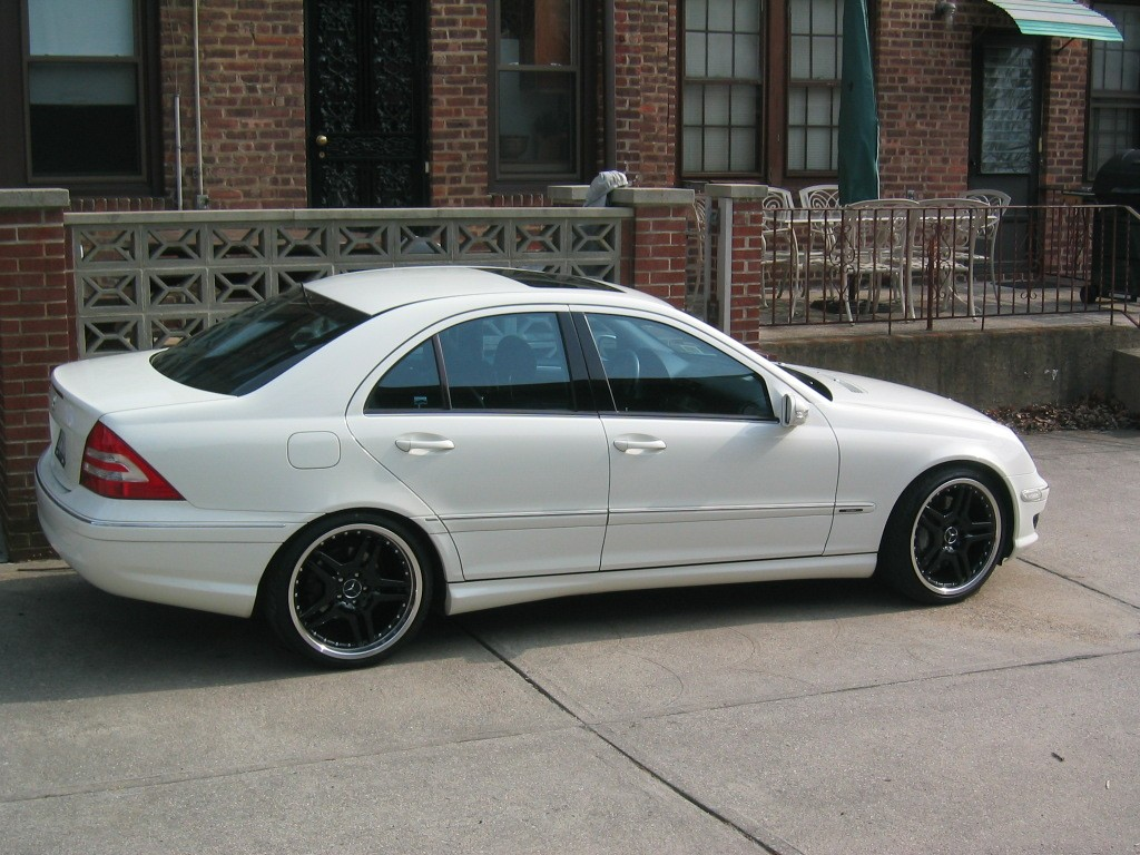 Selling 2005 c320 sport sedan mercedes benz forum for 2005 mercedes benz c320 for sale