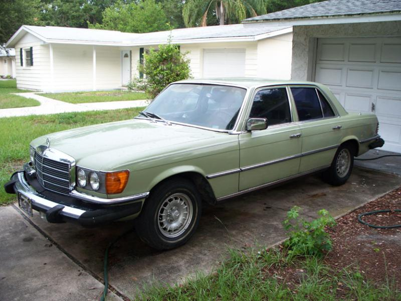First Mercedes 1978 300sd - Mercedes-Benz Forum