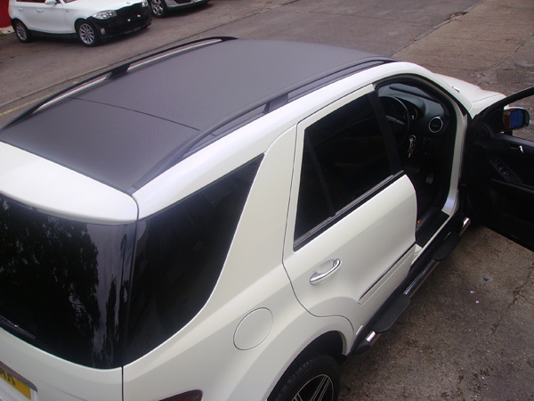 Gloss Black Roof Mercedes Benz Forum