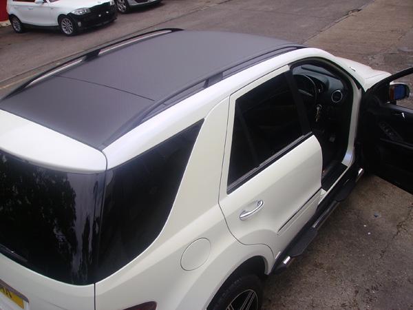 Gloss Black Roof Mercedes Benz Forum