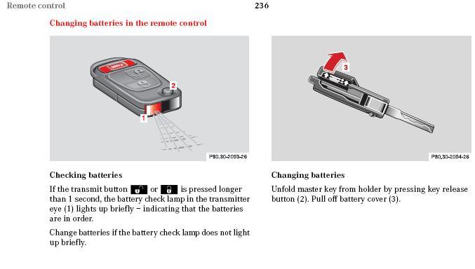 remote key trouble - Mercedes-Benz Forum