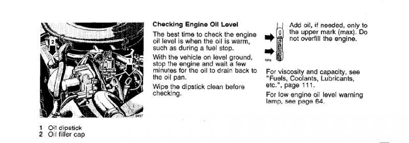 Checking Oil Level - Mercedes-Benz Forum