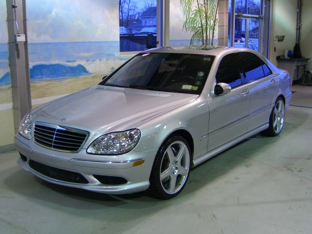 2006 S55 with 2007 S65 20's on it!!! - Mercedes-Benz Forum