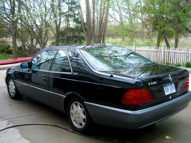 1994 s600 coupe for sale mercedes benz forum. Black Bedroom Furniture Sets. Home Design Ideas
