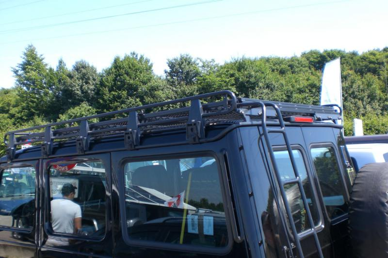 Edition30 Pur Roof Rack Mercedes Benz Forum