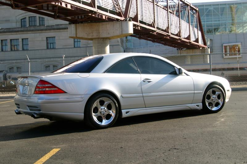 2000 CL500 with 60,000 MILES - $13k. buy or pass? - Page 2 ...