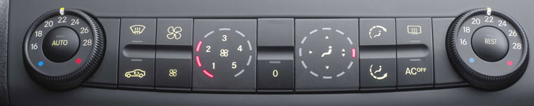Climate Control Unit replacement - Mercedes-Benz Forum