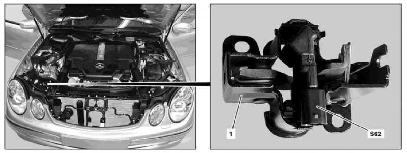 W211 alarm module horn help mercedes benz forum for Mercedes benz horn