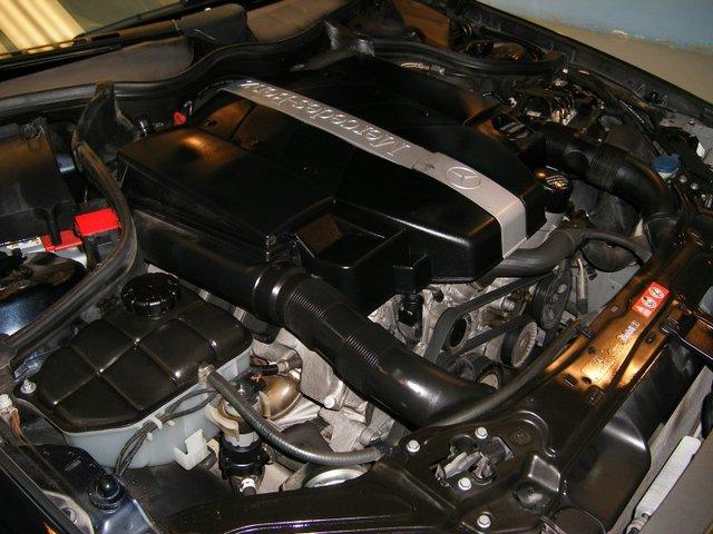 2003 mercedes clk 320 specs