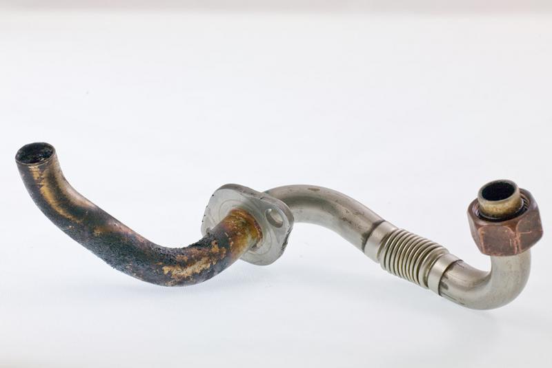 problem with the egr valve? - Mercedes-Benz Forum