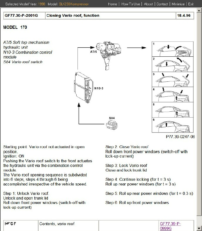 132028d1182563974 98 slk 230 rear wing window closing function mercedes slk 230 fuse box diagram wiring diagram shrutiradio mercedes 1999 230 slk fuse box diagram at fashall.co
