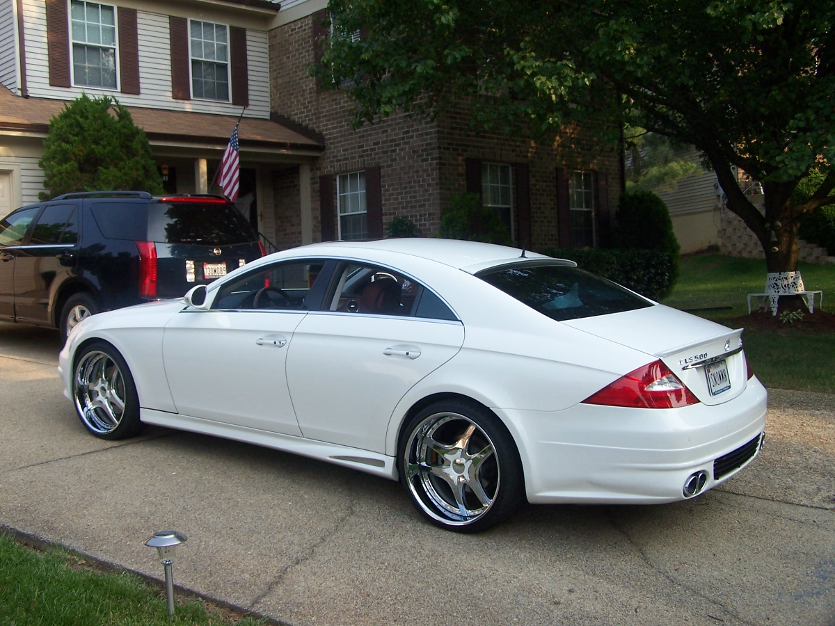 Image gallery custom cls 500 for Custom mercedes benz for sale