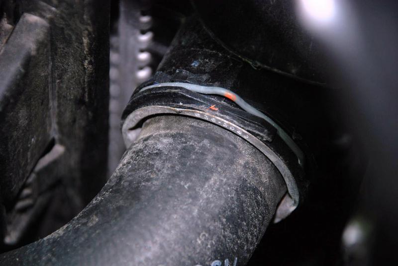 Plastic Hose Clamps >> screwless hose clamps. - Mercedes-Benz Forum