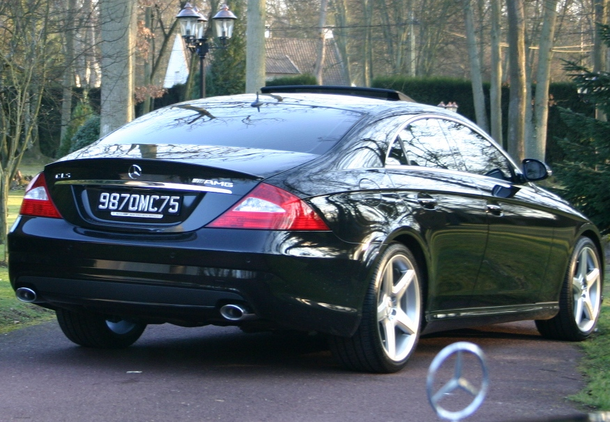 2006 Cls 500 >> C219 CLS-Class (MY'04-'10) Gallery Thread - Mercedes-Benz Forum