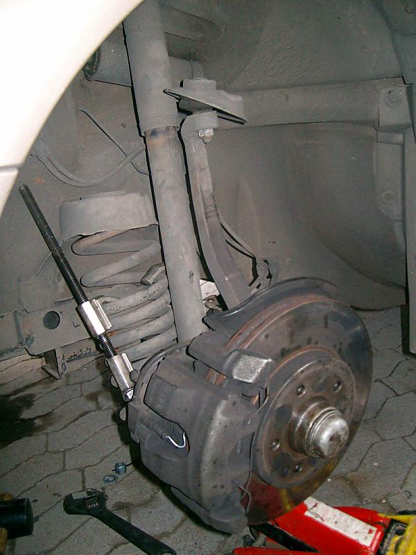 W210 caster alignment and mountings for suspension for Mercedes benz wheel alignment