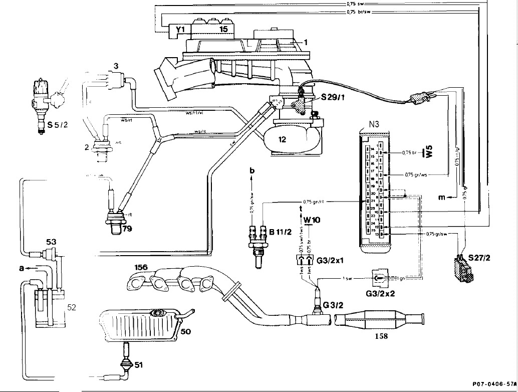 wiring diagram 1980 mercedes 240d