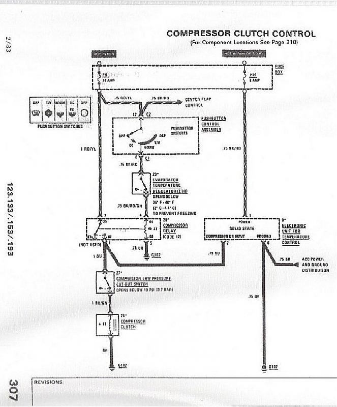 Wiring Diagram 1983 Mercedes Benz 300D ndash readingrat net