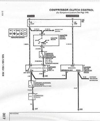 W123 300D A/C Wiring Diagram & Pics? | Mercedes-Benz Forum | 1981 300d Wiring Diagram |  | BenzWorld.org