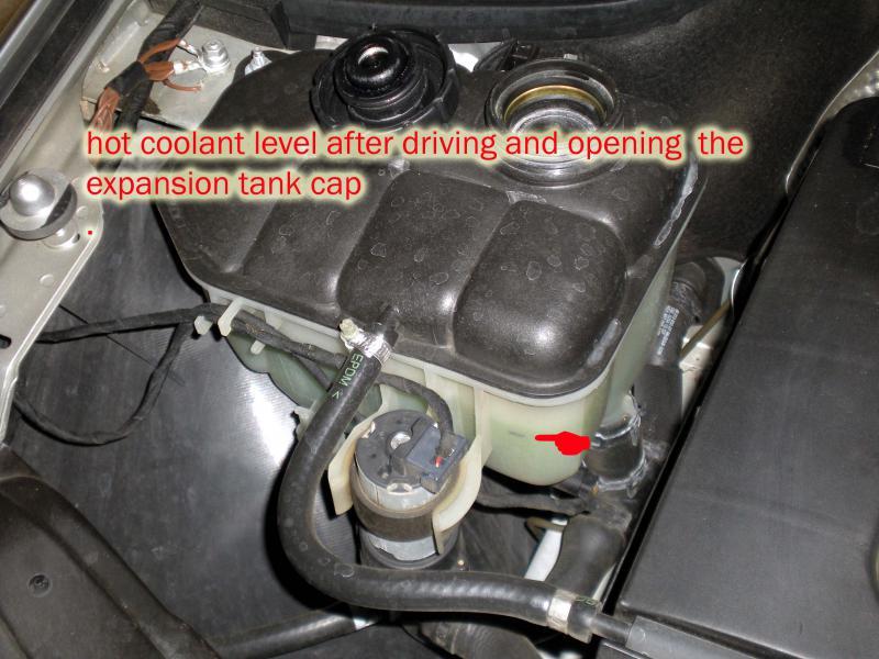 Leaky Radiator Cap Mercedes Benz Forum