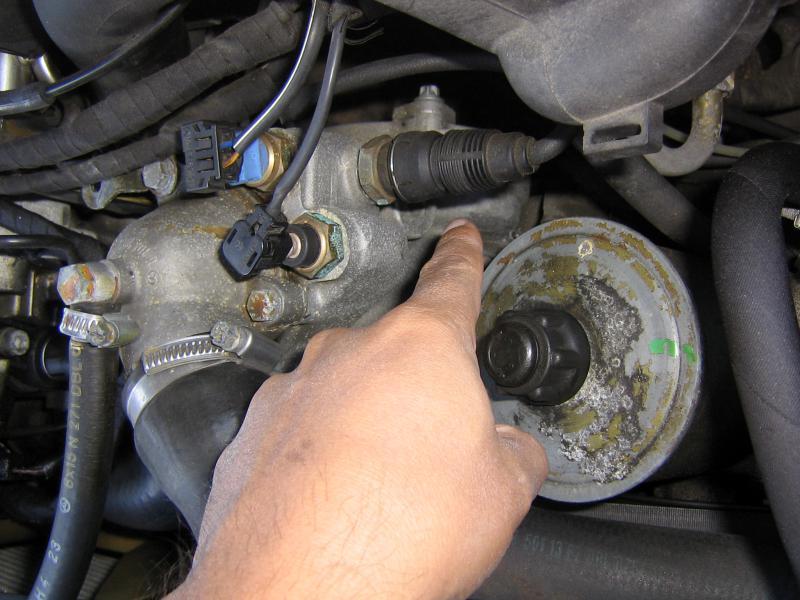 Car overheating no water leak 10