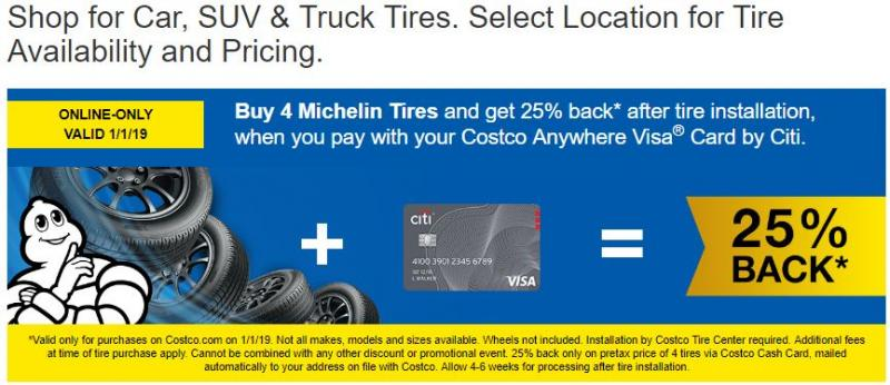 Free Tire From Costco Mercedes Benz Forum