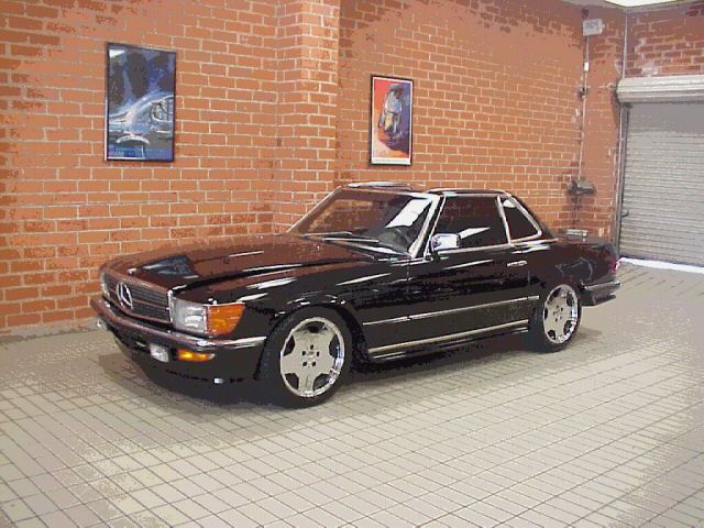 Who Thinks They The Best R107 Amg Out There Mercedes