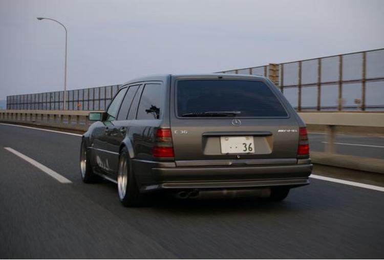 W124 Wagon Roof Rack Delete Mercedes Benz Forum