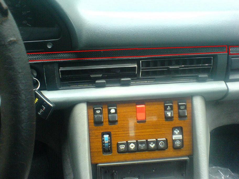 Restoring Interior Wood Trim 84 300sd Mercedes Benz Forum