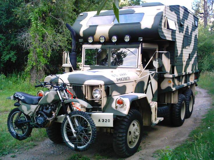 Unimog Expedition Camper Deuce Great