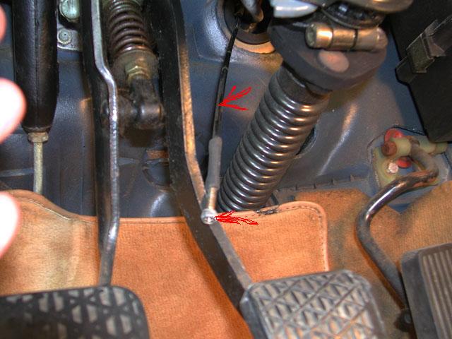 240d Vacuum Question