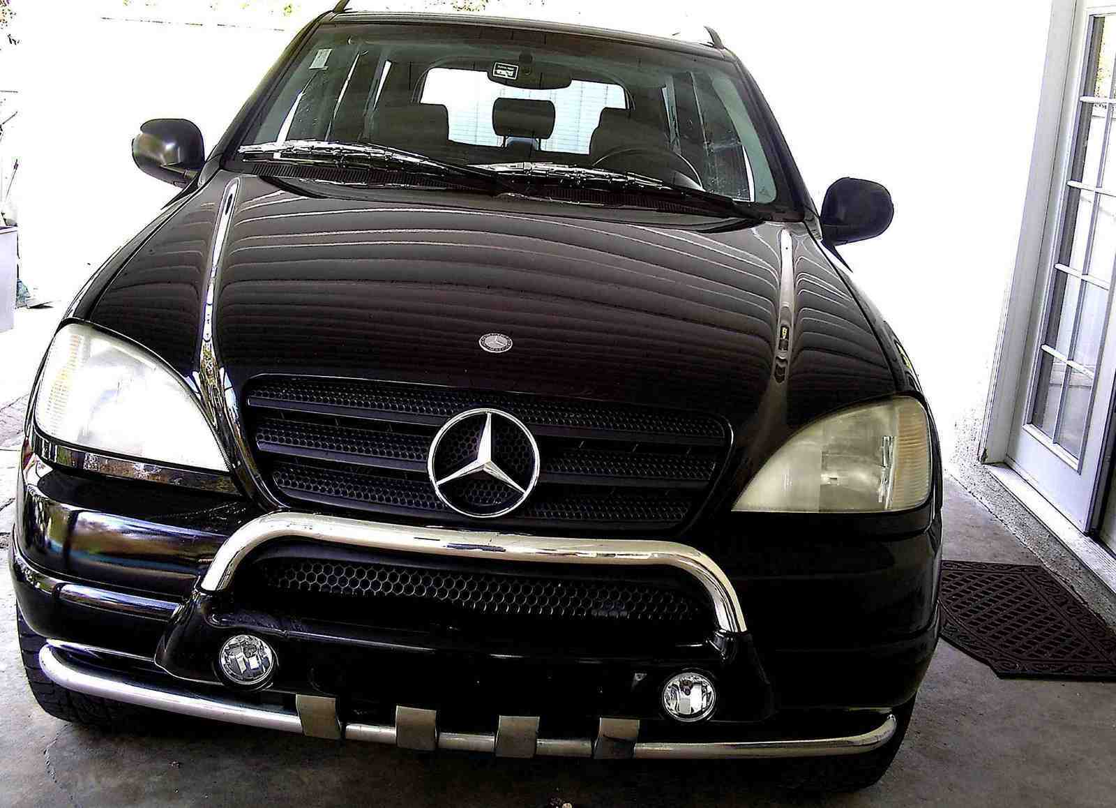 Im New Here I Just Bought A Brabus Mercedes Ml430 Please Help 1999 Fuel Filter Click Image For Larger Version Name Digi00012 Views 1232 Size 1306