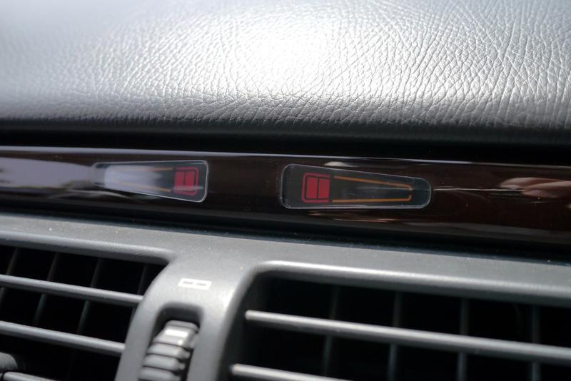 Replacement of a malfunction parking sensor - Mercedes-Benz Forum